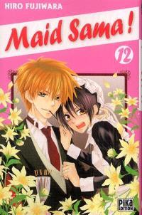 Maid Sama !. Volume 12