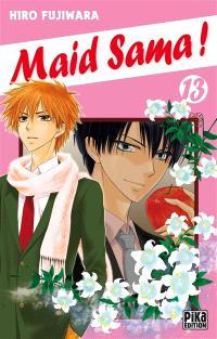 Maid Sama !. Volume 13