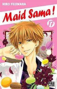 Maid Sama !. Volume 17