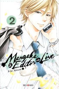 Mangaka & editor in love. Volume 2