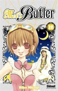 Mei's butler. Volume 10