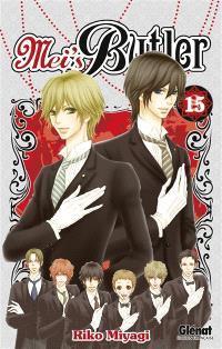 Mei's butler. Volume 15