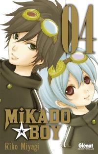 Mikado boy. Volume 4