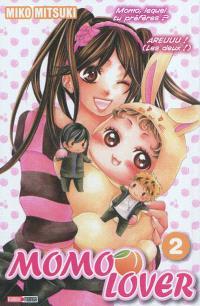 Momo lover. Volume 2