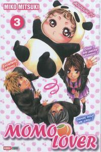 Momo lover. Volume 3