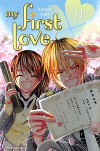My first love. Volume 11
