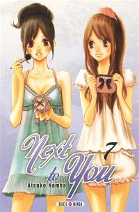Next to you. Volume 7