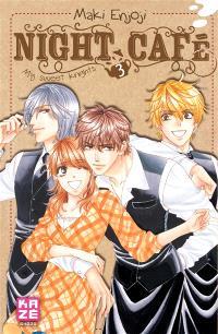 Night café : my sweet knights. Volume 3