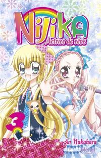 Nijika actrice de rêve. Volume 3