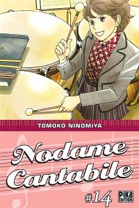 Nodame Cantabile. Volume 14