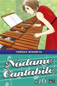 Nodame Cantabile. Volume 16