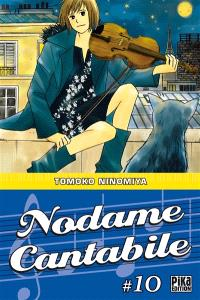 Nodame Cantabile. Volume 10