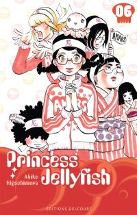 Princess Jellyfish. Volume 6