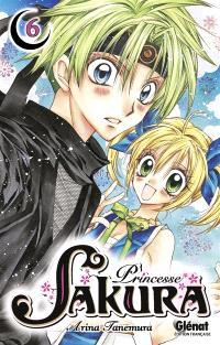 Princesse Sakura. Volume 6