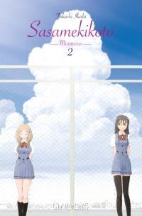 Sasamekikoto : murmures. Volume 2