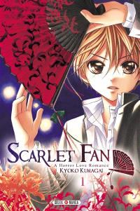 Scarlet fan : a horror love romance. Volume 1