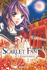 Scarlet fan : a horror love romance. Volume 2