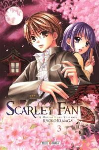 Scarlet fan : a horror love romance. Volume 3