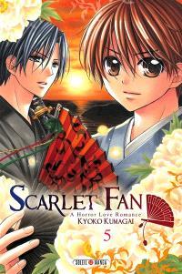 Scarlet fan : a horror love romance. Volume 5