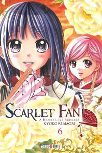 Scarlet fan : a horror love romance. Volume 6