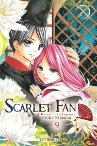 Scarlet fan : a horror love romance. Volume 9