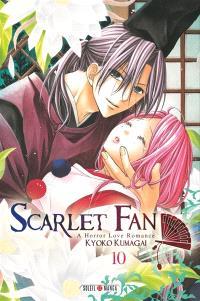 Scarlet fan : a horror love romance. Volume 10