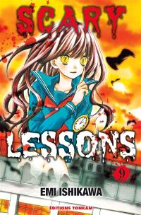 Scary lessons. Volume 9