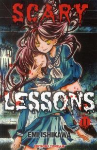 Scary lessons. Volume 11