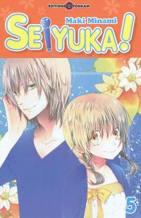 Seiyuka !. Volume 5