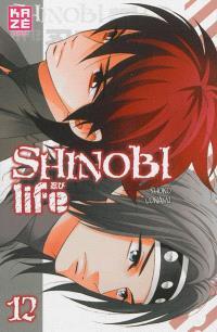 Shinobi life. Volume 12