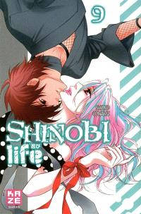 Shinobi life. Volume 9