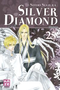 Silver Diamond. Volume 25, Menteurs