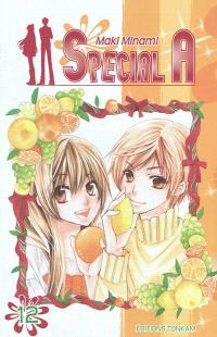 Special A. Volume 12