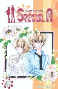 Spécial A. Volume 11