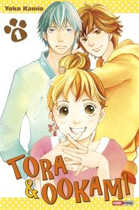 Tora & Ookami. Volume 1