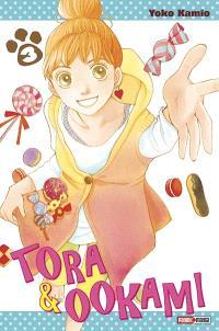 Tora et Ookami. Volume 3