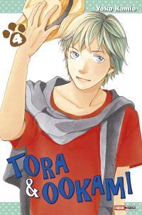 Tora et Ookami. Volume 4