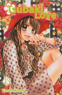 Tsubaki love. Volume 13