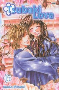 Tsubaki love. Volume 15