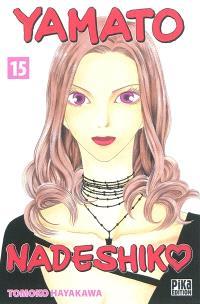 Yamato Nadeshiko. Volume 15
