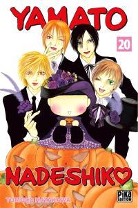 Yamato Nadeshiko. Volume 20