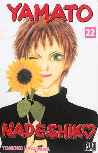 Yamato Nadeshiko. Volume 22