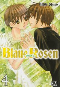 Blaue Rosen : saison 2. Volume 4