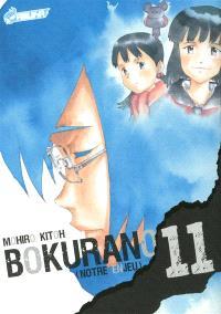 Bokurano : notre enjeu. Volume 11