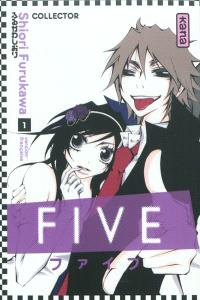 Five. Volume 1, Collector