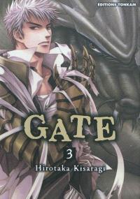 Gate. Volume 3