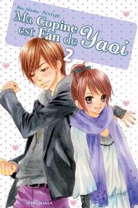 Ma copine est fan de yaoi. Volume 2