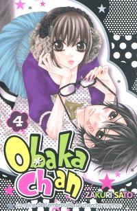 Obaka chan. Volume 4