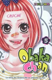 Obaka chan. Volume 5