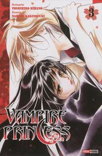 Vampire princess. Volume 3